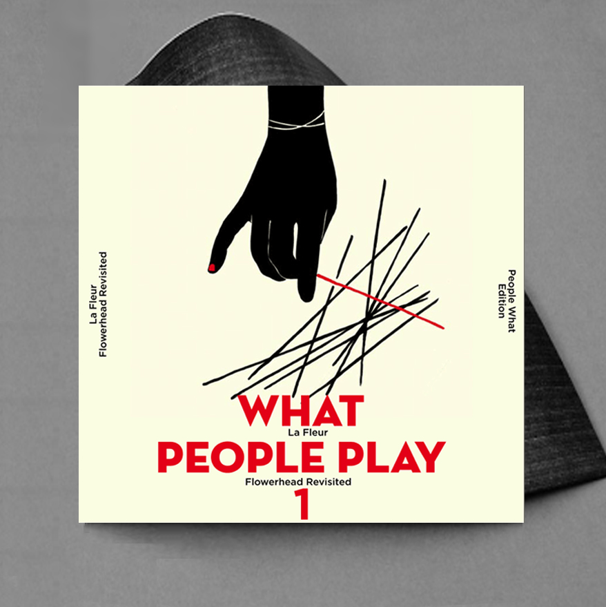 What People Play Vinyl Cover Designs