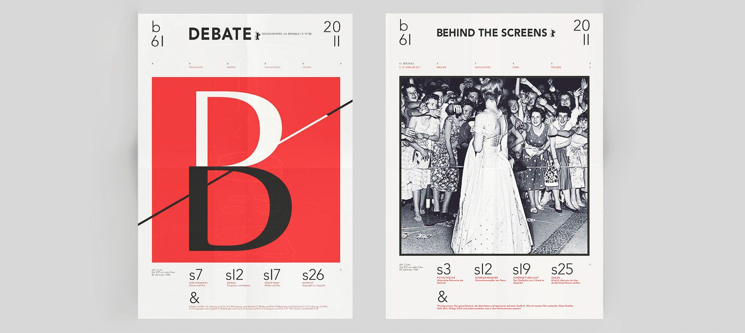Studio Last - Berlinale Debate – Newspaper