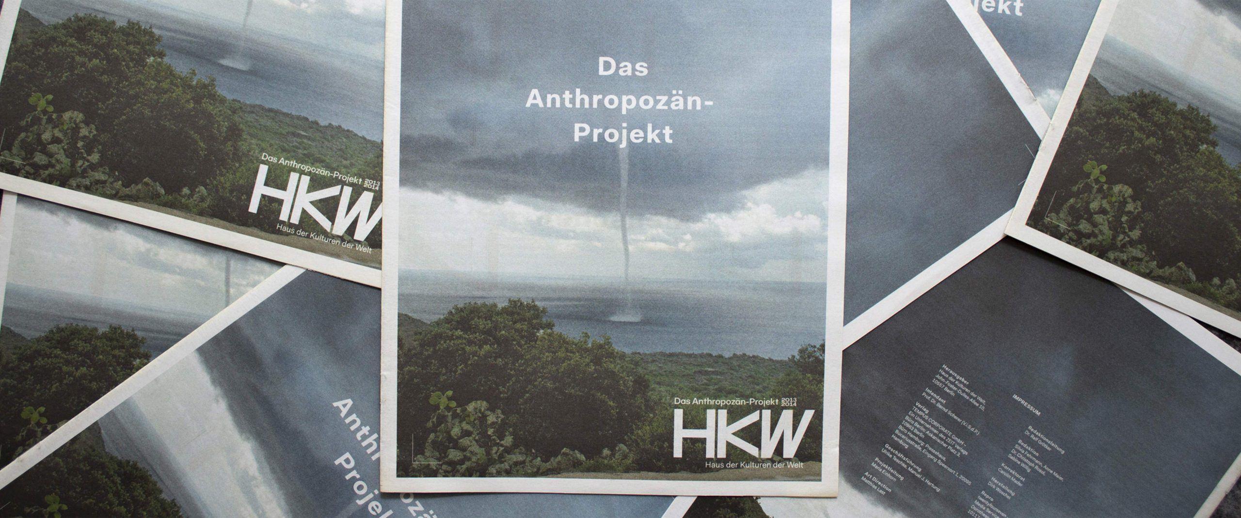 Studio Last - HKW Anthropozän-Projekt – Supplement