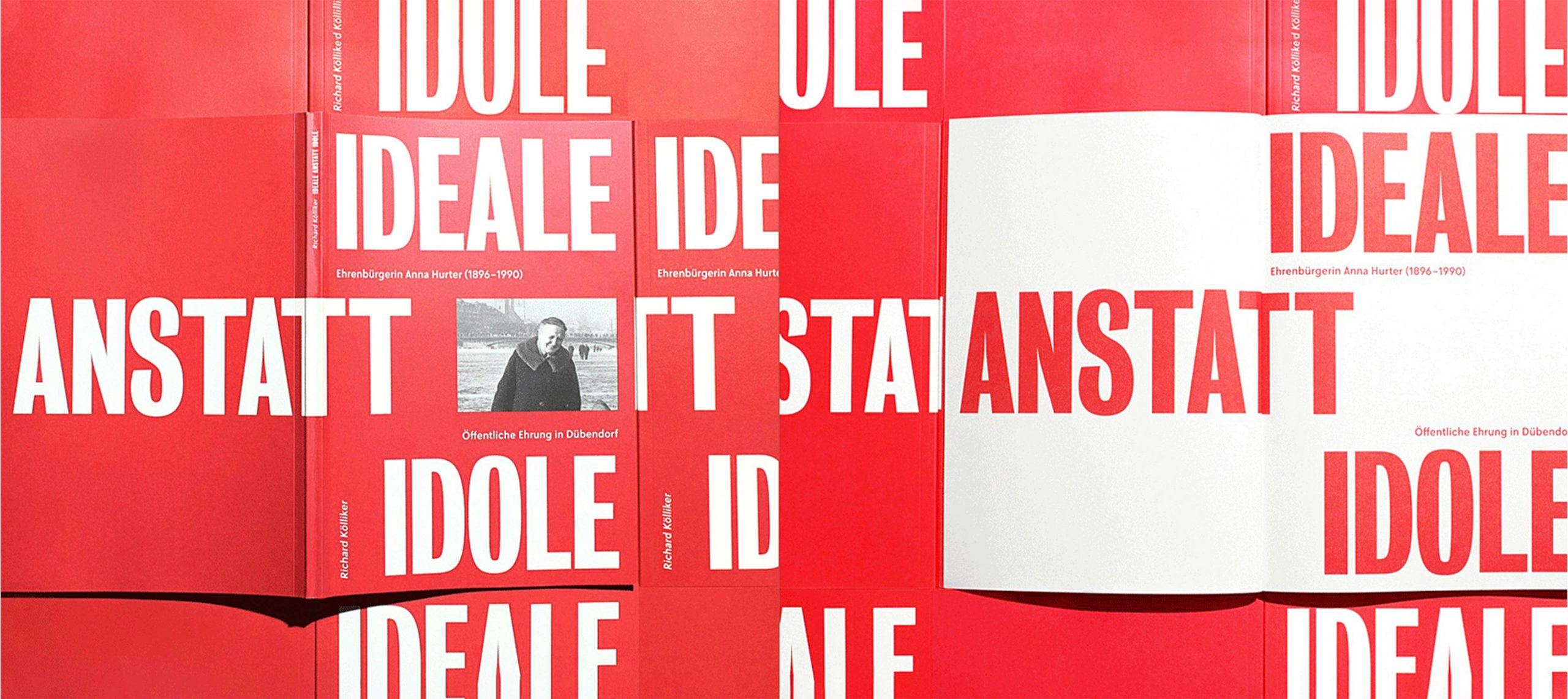 Studio Last - Ideale anstatt Idole – Book