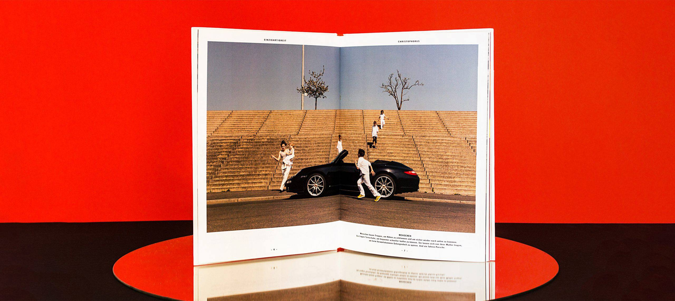 Studio Last - Porsche Christophorus – Book