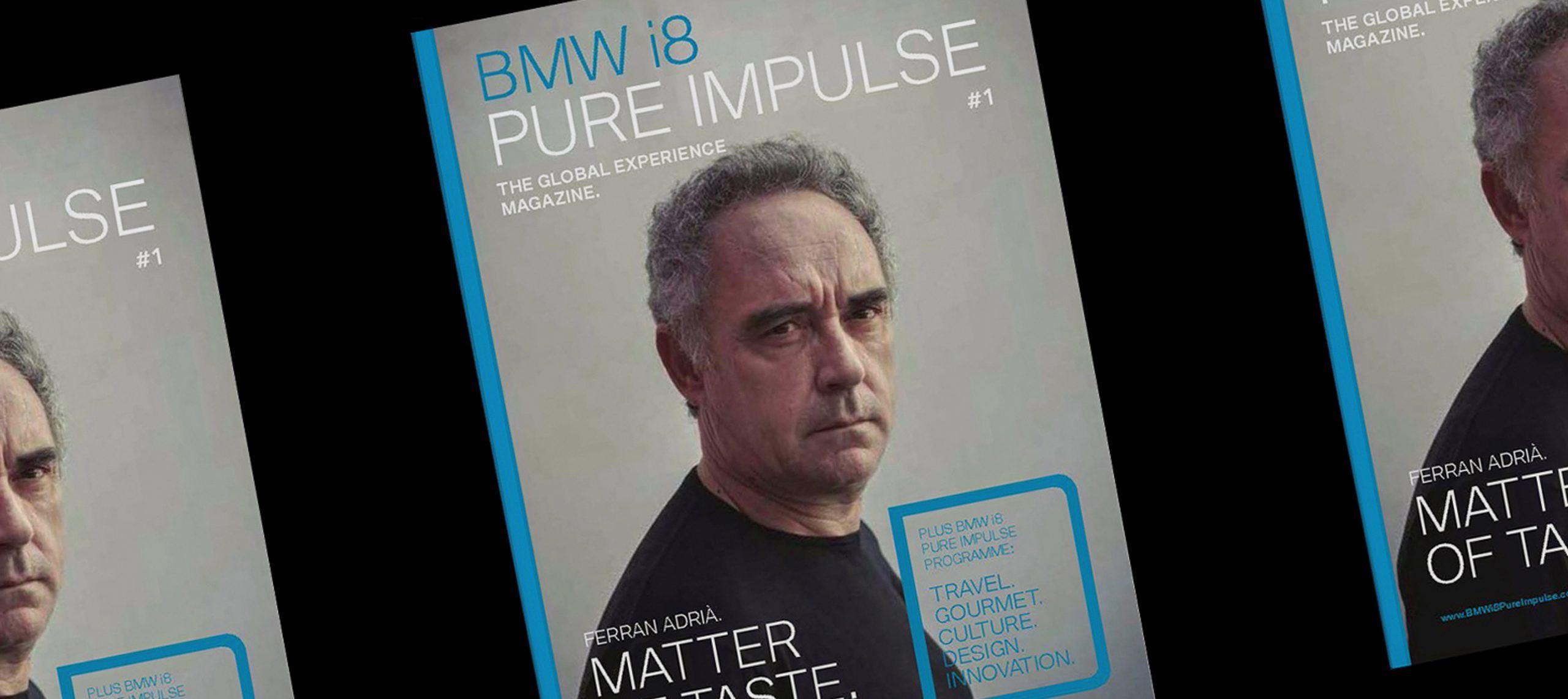 Studio Last - BMW Pure Impulse – Magazine
