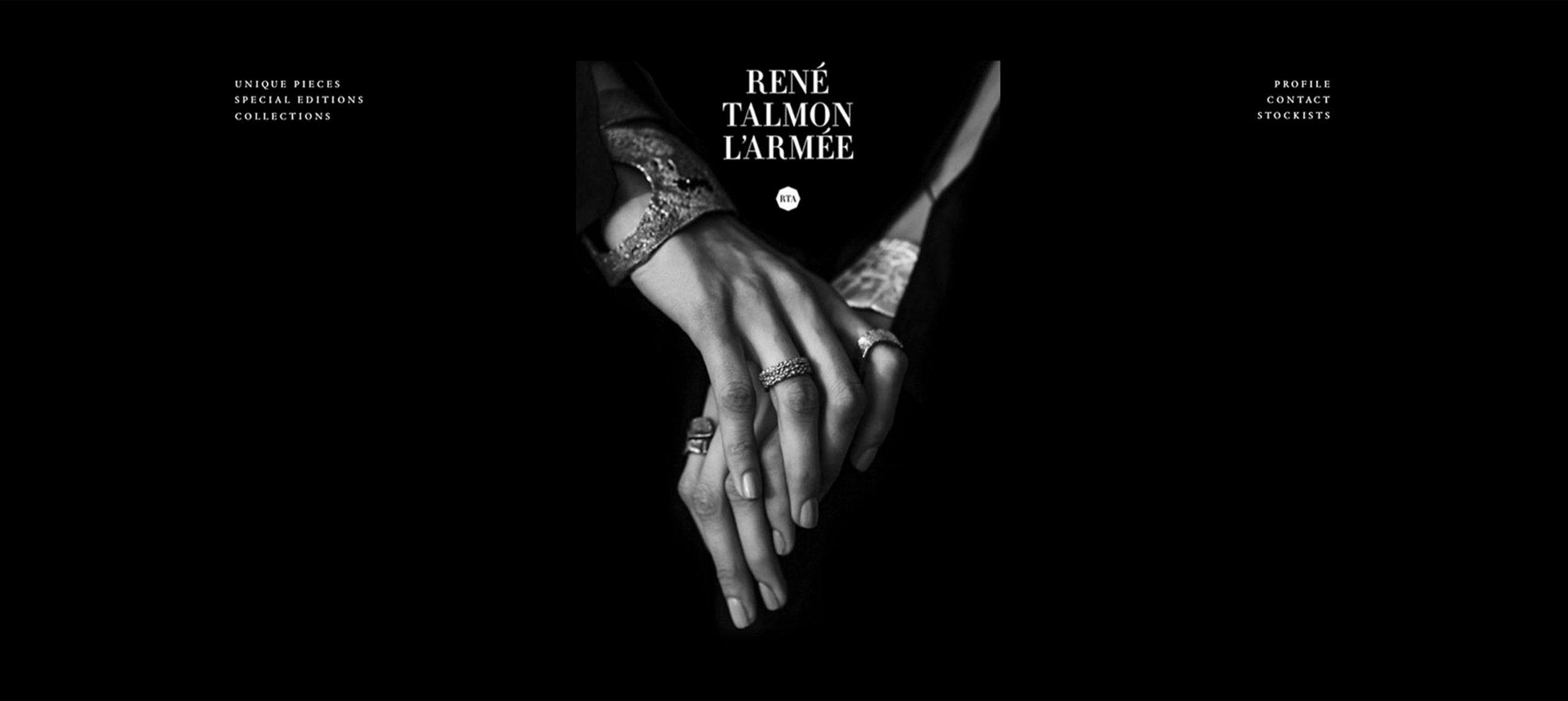 Studio Last - René Talmon L'Armée –Website