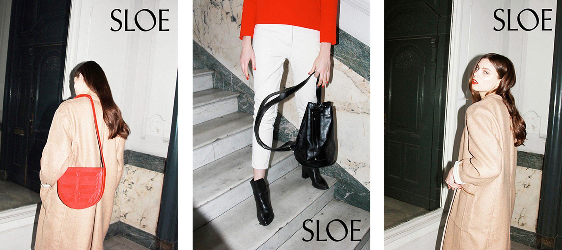 Studio Last - Sloe Berlin 2015 – Lookbook