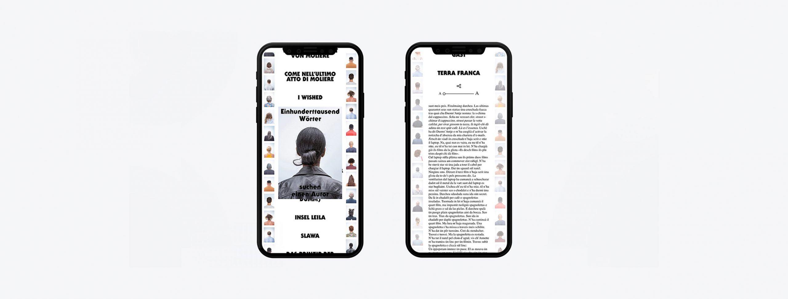 Studio Last - 100.000 Words in search of … – Website