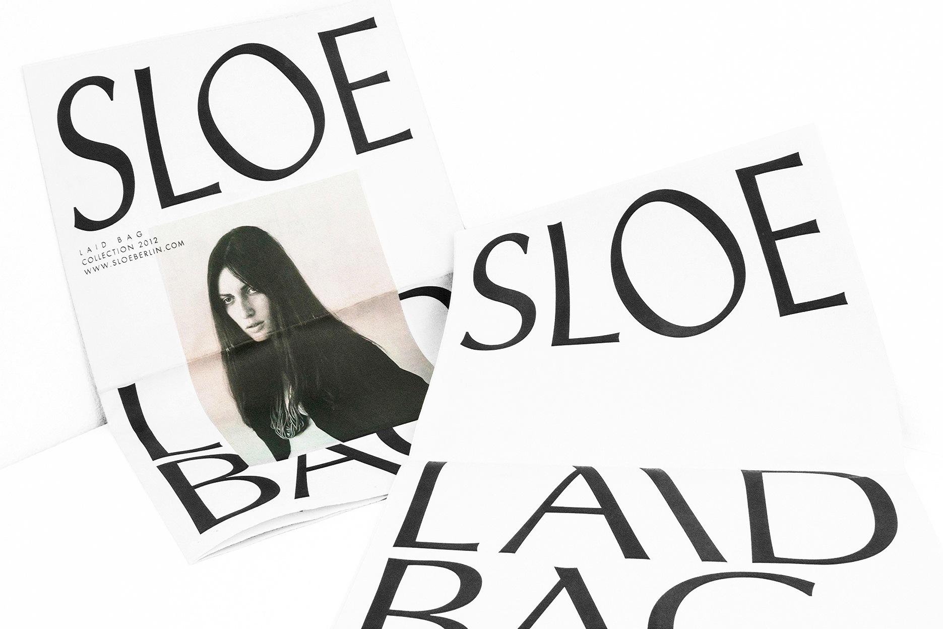 Studio Last - Sloe Berlin Launch  –  Fashion Label