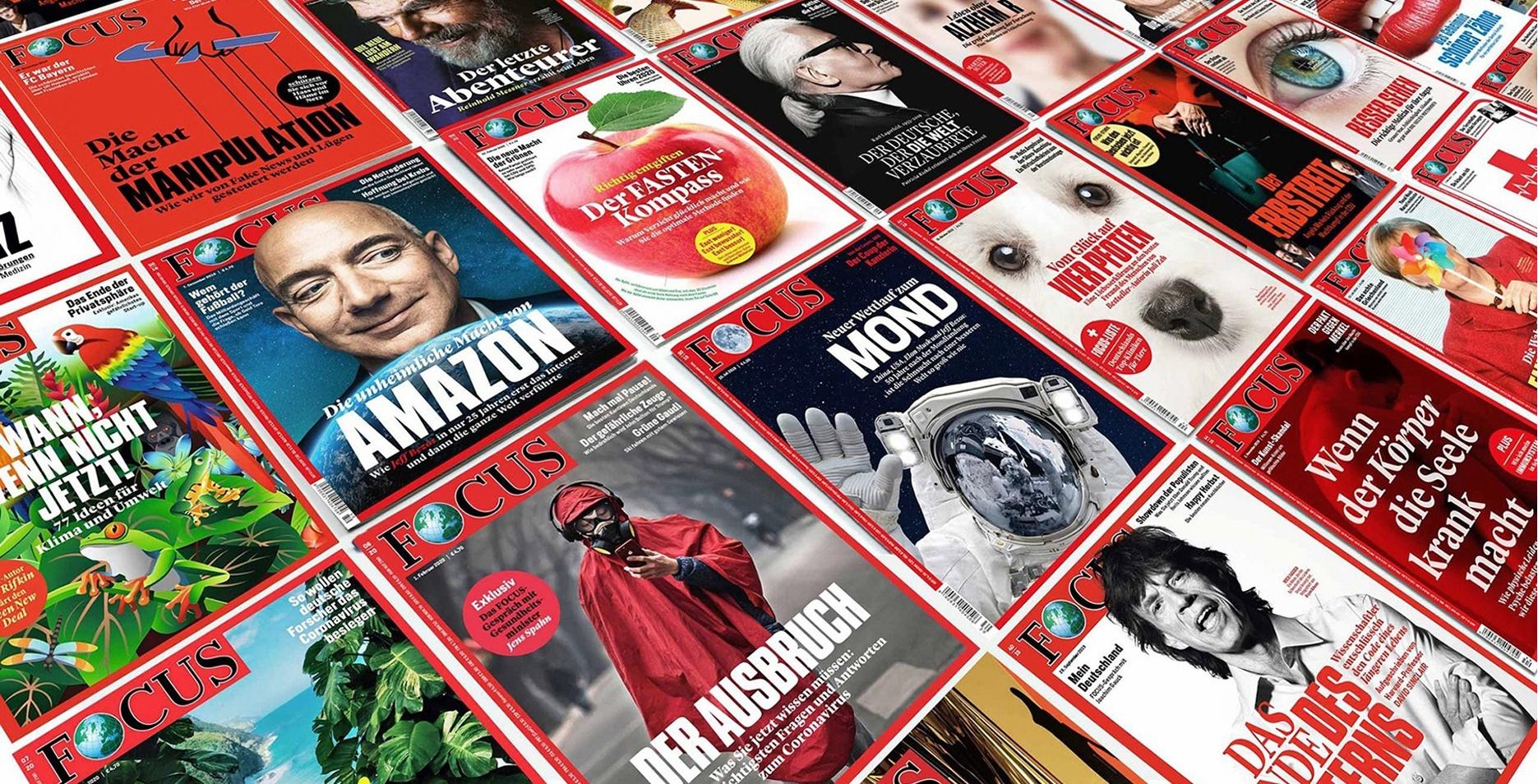 Studio Last - Focus Magazin – Gradual Relaunch